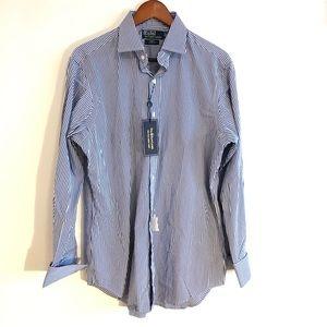 Polo By Ralph Lauren 15 1/2 Dress Shirt NEW